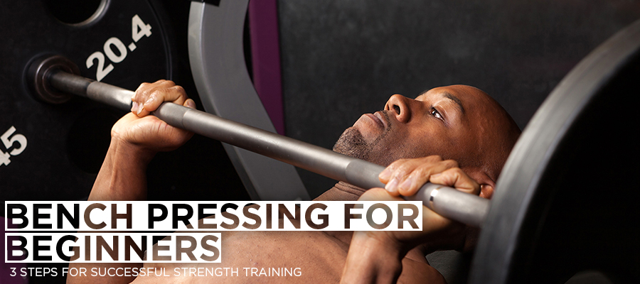 Bench Pressing For Beginners