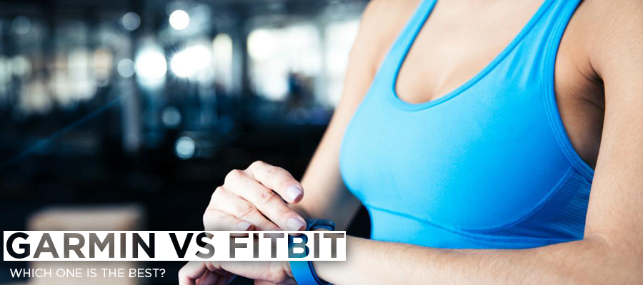 Garmin vs Fitbit