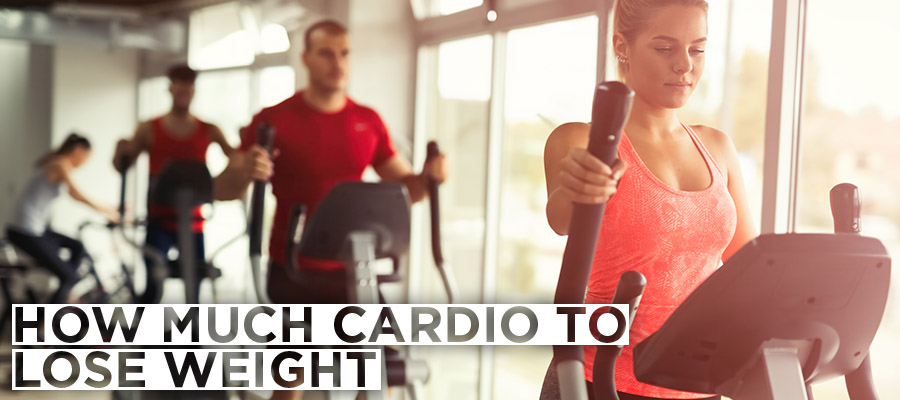 How much cardio to lose weight ggp