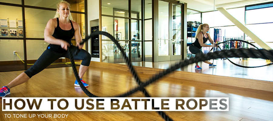 How to Use Battle Ropes