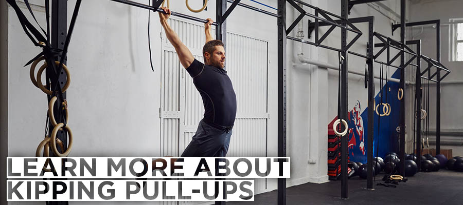 Learn More about Kipping Pull-Ups