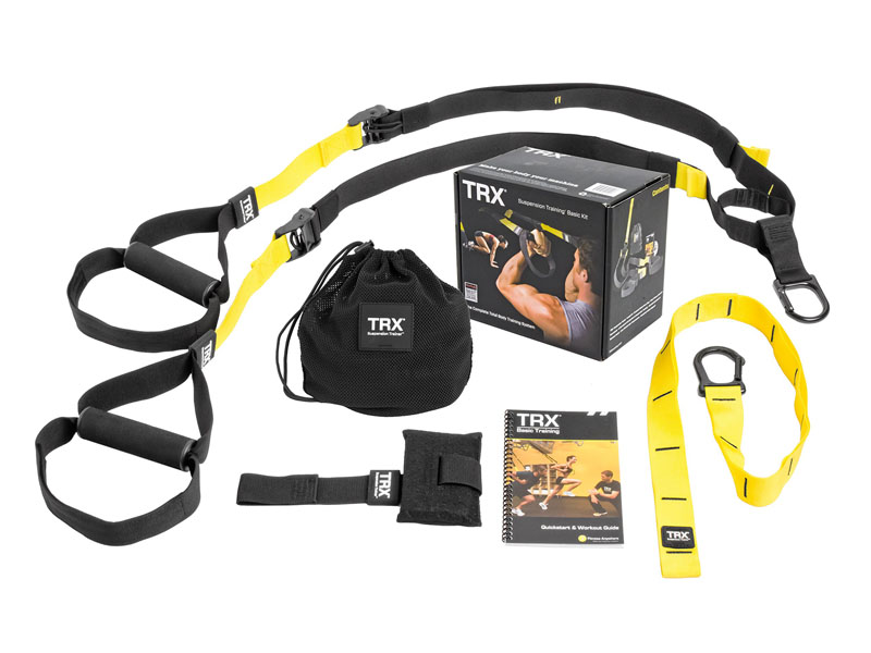 TRX Suspension Trainer System: TRX Suspension Training Reviews
