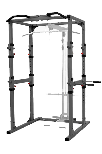 XMark XM-7620 Power Cage (With Dip Station and Pull-up Bar)