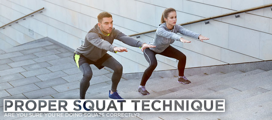 Proper Squat Technique