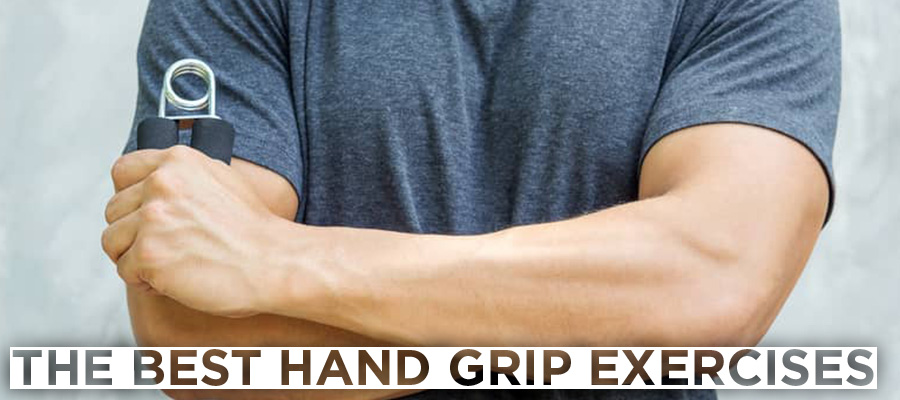 The Best Hand Grip Exercises