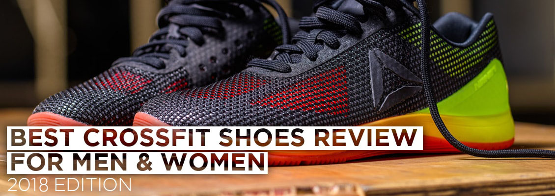 Best Crossfit Shoes Review For Men and Women – 2017 Edition