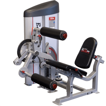 Body-Solid Pro Dual Leg Extension Leg Curl DLEC-SF