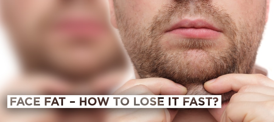 Face Fat – How to Lose It Fast