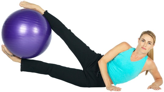 Other Exercises You Can Do with Exercise Ball