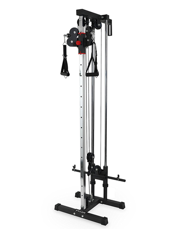 Valor Fitness CB-12 Plate loading lat pulldown