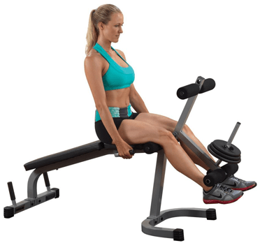 Tips on Safely Using a Leg Extension Machine