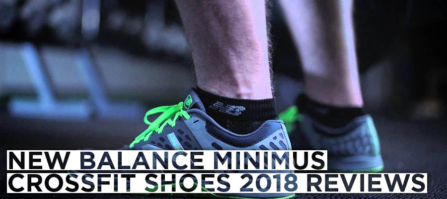 New Balance Minimus Crossfit Shoes
