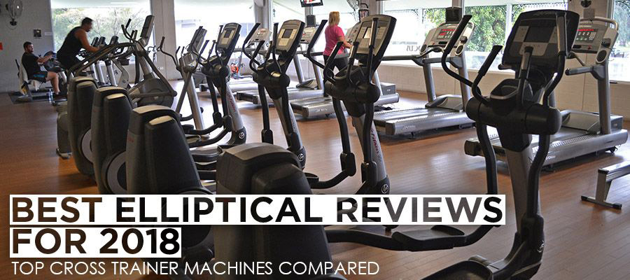 Slide To Excellence Best Elliptical Machines Of 2019