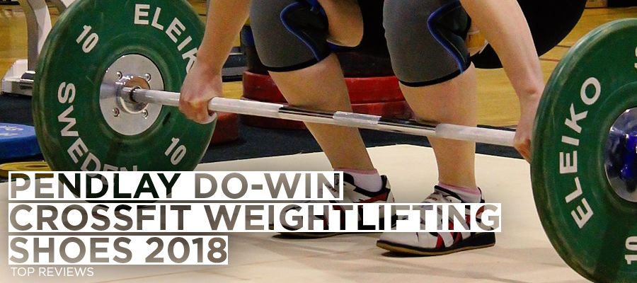 Pendlay Do-win Crossfit Weightlifting Shoe Review