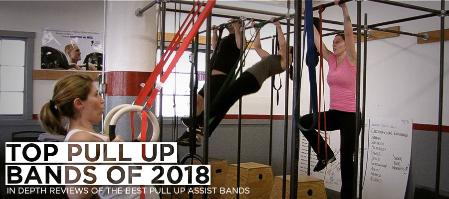 Top Pull Up Bands