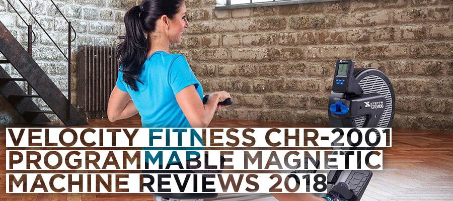 Velocity Fitness CHR 2001 Programmable Magnetic Machine Review