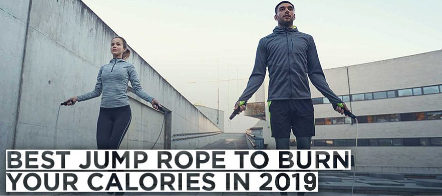 Best Jump Rope to burn your Calories