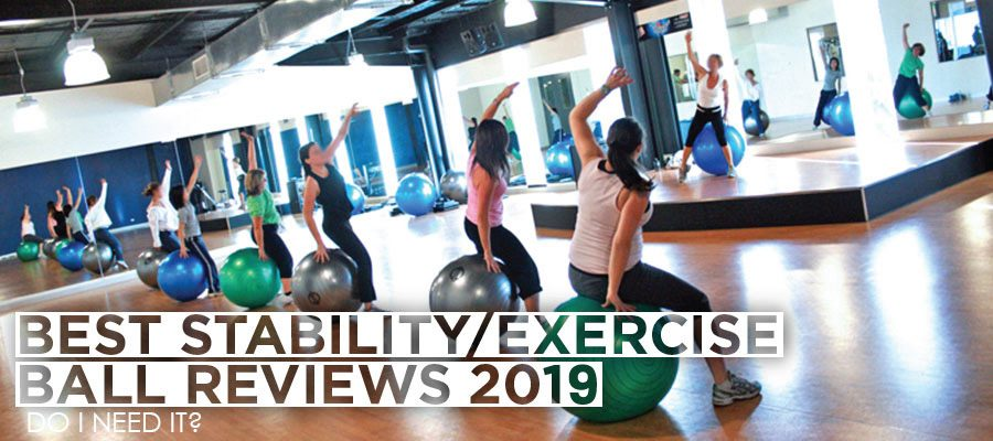 Best Stability Exercise Ball Reviews