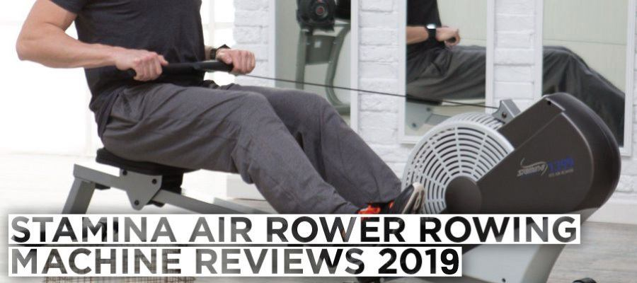 Stamina Air Rower Rowing Machine Review