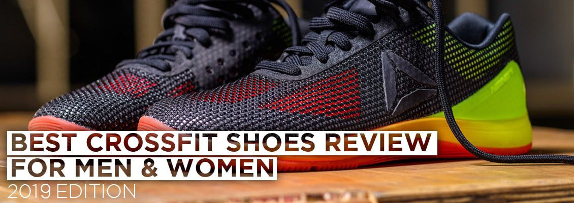 Crossfit Shoes Review For Men and Women