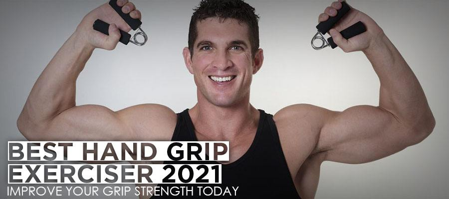 Hand Grip Exerciser