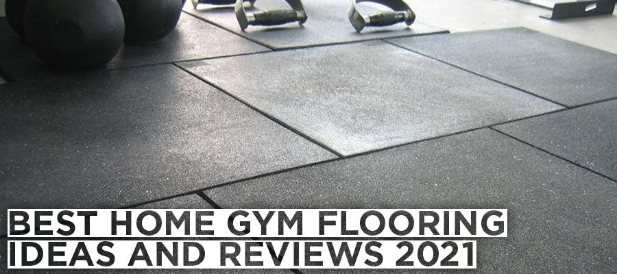 Home Gym Flooring Ideas