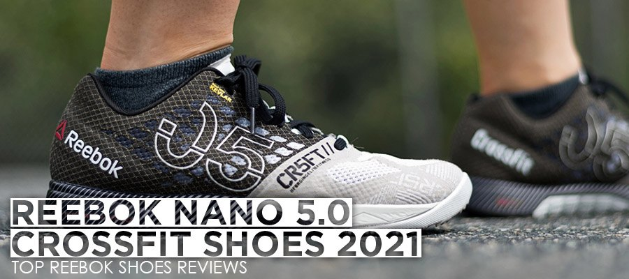 Reebok Nano 5.0 CrossFit Shoes