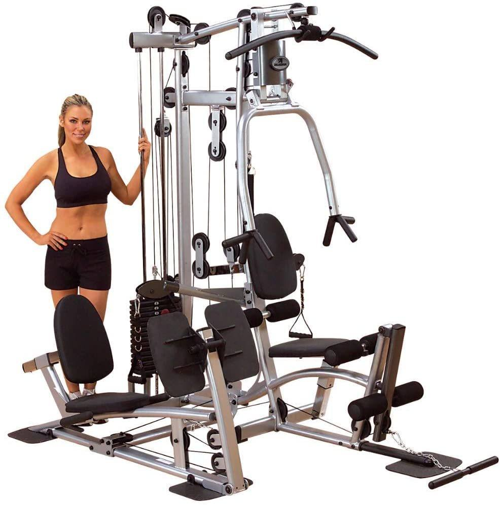 Body-Solid Powerline P2LPX Home Gym Equipment with Leg Press